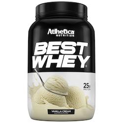 Blend Proteico Atlhetica Best Whey - Baunilha - 900g