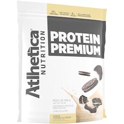 Whey Protein Atlhetica Premium - Cookies e Creme - 850g