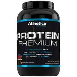 Whey Protein Atlhetica Premium - Manteiga de Amendoim - 900g