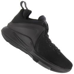 Tênis Nike Lebron Zoom Witness - Masculino - PRETO/CINZA ESC