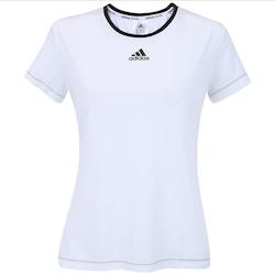 Camiseta adidas Aspire - Feminina - BRANCO