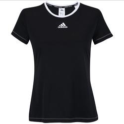 Camiseta adidas Aspire - Feminina - PRETO