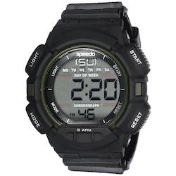 87c19d2b022 Relógio Digital Speedo 81079g0 - Resistência água 5 Atm - Unissex - Preto