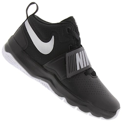 Tênis Nike Team Hustle D 8 - Infantil - PRETO