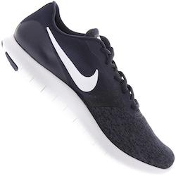 Tênis Nike Flex Contact - Masculino - AZUL ESC/BRANCO