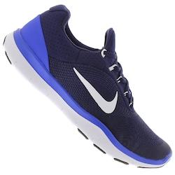 Tênis Nike Free Trainer V7 - Masculino - AZUL ESC/AZUL