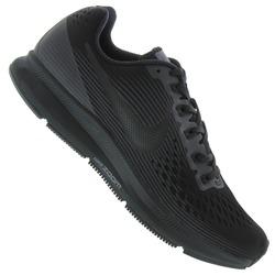 Tênis Nike Air Zoom Pegasus 34 - Feminino - PRETO