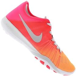 Tênis Nike Free Tr 6 Fade - Feminino - Rosa cinza Cla dd32c5b53e68a
