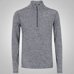 Blusão Nike Dri Fit Element HZ - Masculino - CINZA