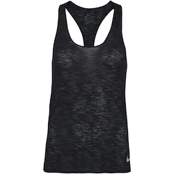 Camiseta Regata Nike Breathe Run - Feminina - PRETO