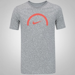 Camiseta Nike Dry DF Core Verb 2 - Masculina - CINZA