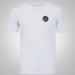 Camiseta Nike Dry SB DF - Masculina - CINZA CLARO