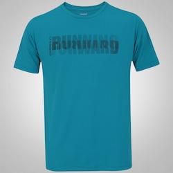 Camiseta Oxer Runward - Masculina - AZUL