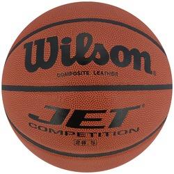 BOLA DE BASQUETE WILSON NCAA JET COMPETITION 6 - LARANJA ESCURO - 890754CD