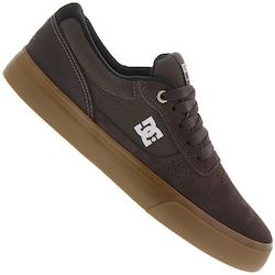 TÊNIS DC SHOES SWITCH S - MASCULINO - MARROM - 89144015