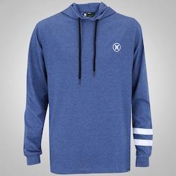 camiseta-manga-longa-com-capuz-hurley-hoodie-masculina-azul