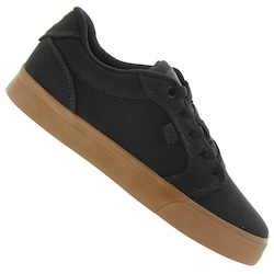 Tênis DC Shoes Anvil LA TX - Masculino - PRETO/MARROM