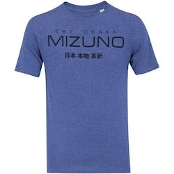 Camiseta Mizuno Kori - Masculina - AZUL