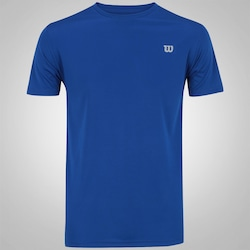 Camiseta Wilson Core - Masculina - AZUL