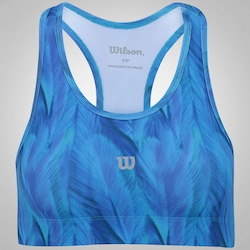 top-fitness-wilson-tour-print-adulto-azul