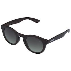 Óculos de Sol Oxer Maya - Unissex - MARROM ESC/VERDE