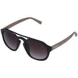 Óculos de Sol Oxer Boracay - Unissex - PRETO/MARROM