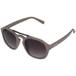 Óculos de Sol Oxer Boracay - Unissex - MARROM CLARO