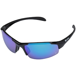 Óculos de Sol Oxer Hércules - Unissex - PRETO/AZUL