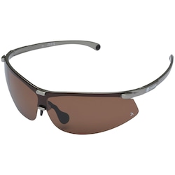 Óculos de Sol Oxer Zeus - Unissex - CINZA ESCURO