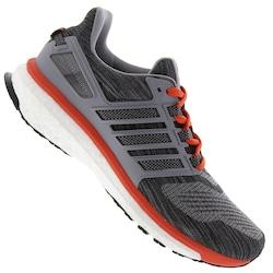 Tênis adidas Energy Boost 3 - Masculino - CINZA
