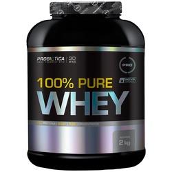 Whey Protein Probiótica 100% Pure Whey - 2Kg