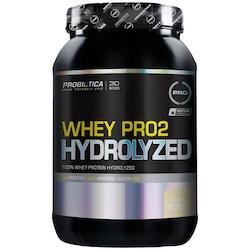 Whey Protein Probiótica Whey Pro2 Hydrolized - Baunilha - 900g