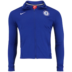 Jaqueta Chelsea Authentic Nike - Masculina - AZUL/BRANCO