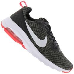 Tênis Nike Air Max Motion LW Prt Feminino - Infantil - CINZA ESCURO