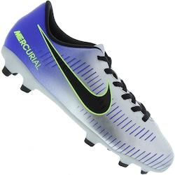 Chuteira De Campo Nike Mercurial Vortex Iii Neymar Fg - Infantil -  Prata azul eaab5e62e16f0