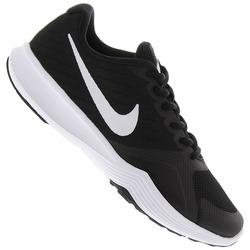 Tênis Nike City Trainer - Feminino - PRETO/BRANCO