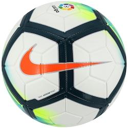 Bola de Futebol de Campo Nike Strike La Liga - BRANCO/VERDE