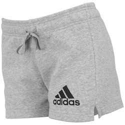 shorts-de-moletom-adidas-ess-solid-feminino-cinza-claro