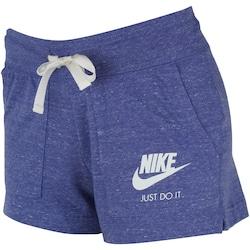 Shorts Nike NSW Gym Vintage - Feminino - ROXO