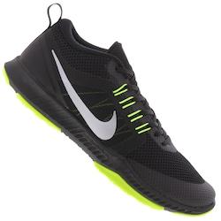 Tênis Nike Zoom Domination TR - Masculino - PRETO/VERDE CLA
