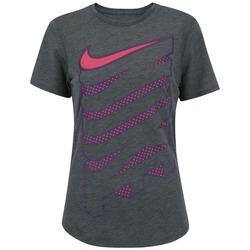 Camiseta Nike Tank TB BM - Feminina - CINZA ESCURO