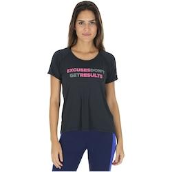 Camiseta Oxer Verão 2 - Feminina - PRETO