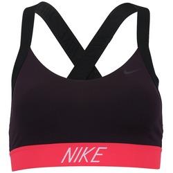 Top Fitness com Bojo Nike Pro Indy Logo Back - Adulto - Vinho/Preto