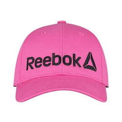 Boné Reebok Logo - Snapback - Infantil - ROSA