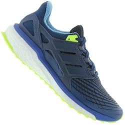 Tênis adidas Energy Boost - Masculino - AZUL ESCURO