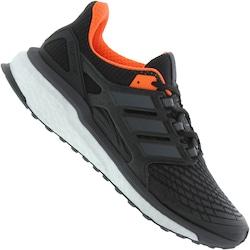 Tênis adidas Energy Boost - Masculino - PRETO/LARANJA