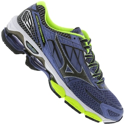 Tênis Mizuno Wave Creation 19 - Masculino - AZUL/PRETO