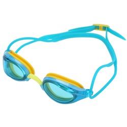 a26c32aed Óculos de Natação Hammerhead Aquatech - Adulto - Azul Amarelo