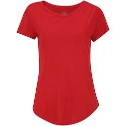Camiseta Oxer Cord II - Feminina - VERMELHO
