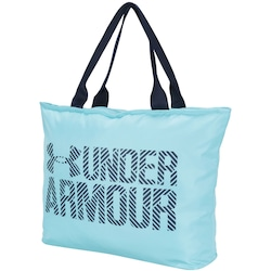 Bolsa Under Armour Big Wordmar Tote 2.0 - 22 Litros - Azul Claro 5186405962316